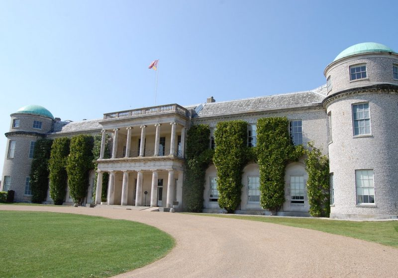 A Wedding at Goodwood House