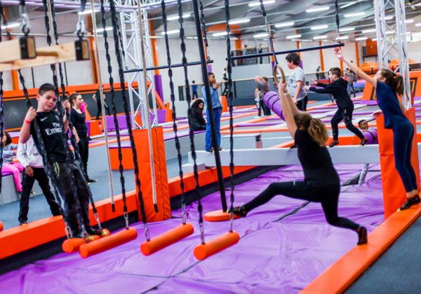 Fly Academy | Trampoline & Activity Park